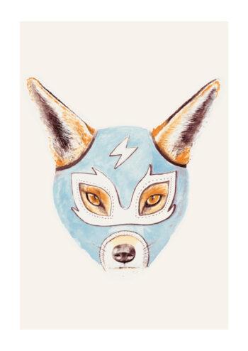 - Florent Bodart PosterAndrew Fox - Florent Bodart Poster 1