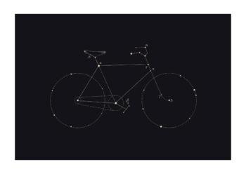 - Florent Bodart PosterBike Constellation - Florent Bodart Poster 1