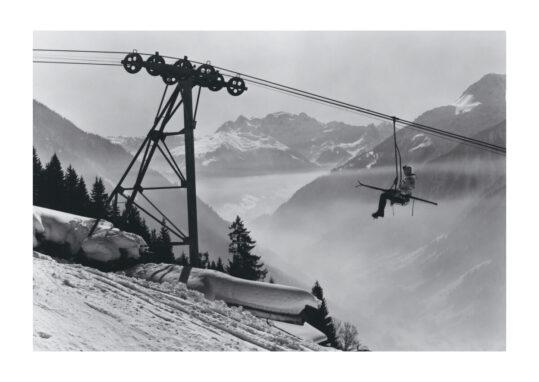 Poster Schruns Heimspitze Sessellift Poster 1