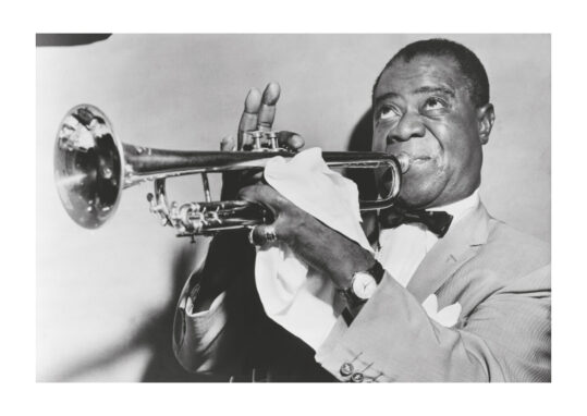 Poster Louis Armstrong Poster 1